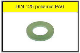 DIN 125 PA6