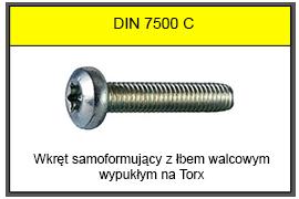 DIN 7500 C