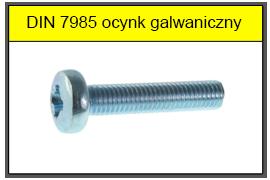 DIN 7985 ZN