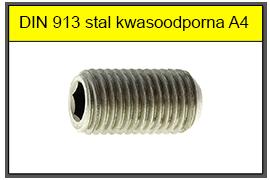 DIN 913 A4