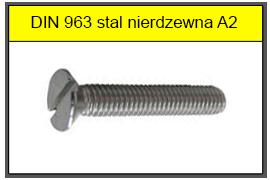 DIN 963 A2