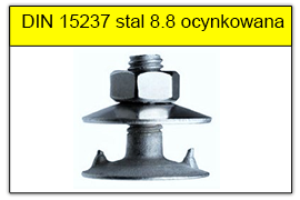 DIN 15237 8.8 OCYNK