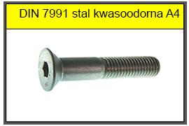 DIN 7991 A4